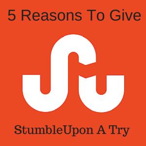 Why StumbleUpon Is Good