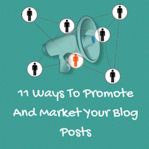 Blog Post Marketing