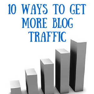 Get More Blog Traffic