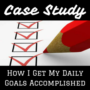 Get Daily Goals Accomplished