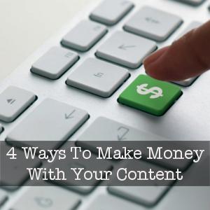 monetized content