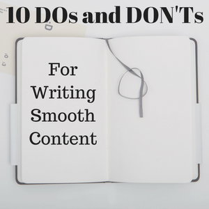 writing valuable content