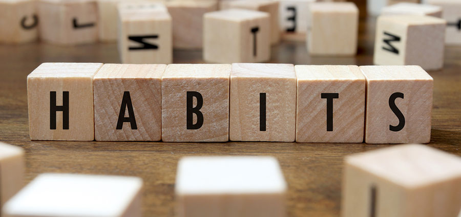 habit stacking